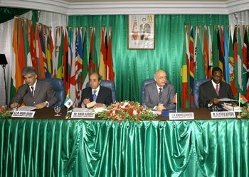 The ADB Board of Governors thanks President Ben Ali