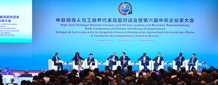 """Africa is the place to be,"" African Development Bank President tells Chinese business leaders at the China-Africa forum"
