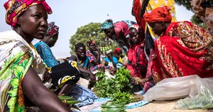 South Sudan: Thousands receive food, thanks to Emergency Response project supported by the African Development Bank, WFP
