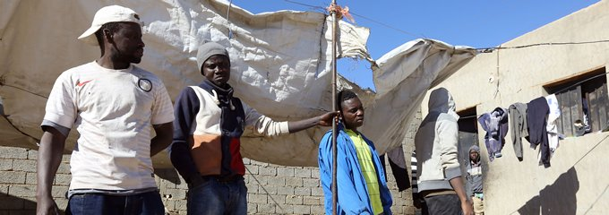 Economic transformation of Africa's rural areas key to curtailing migration