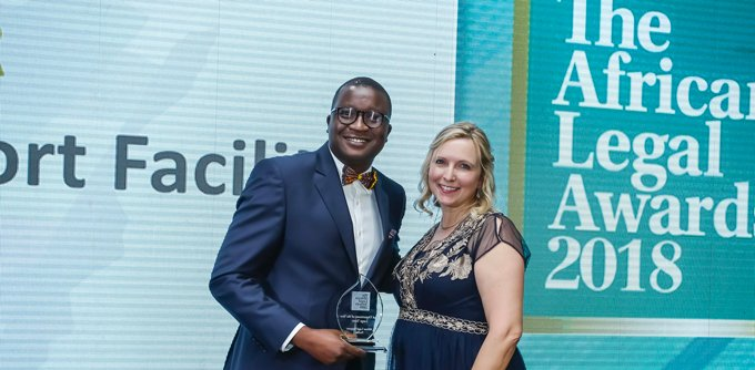 ALSF wins Best Legal Department of the Year prize at the African Legal Awards