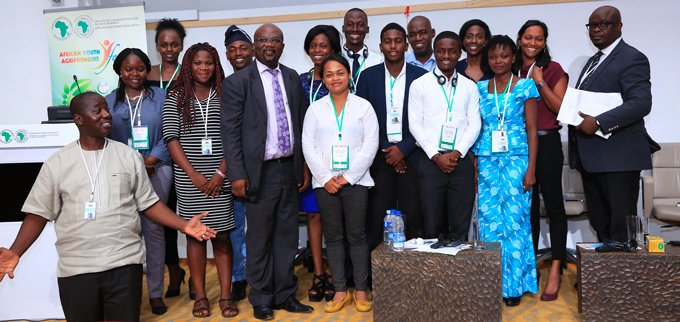 Young agripreneurs showcase innovation and entrepreneurship in 2018 AgriPitch competition