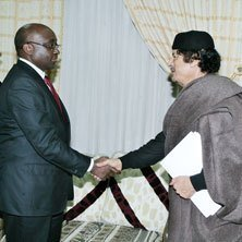 AfDB and Libya Strengthen Cooperation: Libyan Leader Receives AfDB President