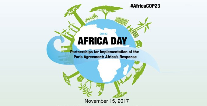 Africa Day at COP23