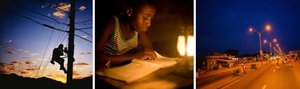 'Light Up and Power Africa' project examples