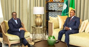 Congo: African Development Bank President Akinwumi Adesina ends visit, reaffirming stronger ties and increased support