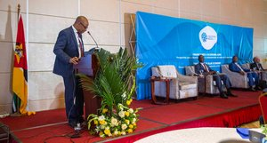 African Development Bank features at Mozambique's Growing Blue Event
