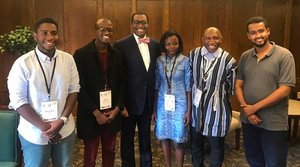 Young Africans fired up by African Development Bank agribusiness mentoring partnership with Purdue University