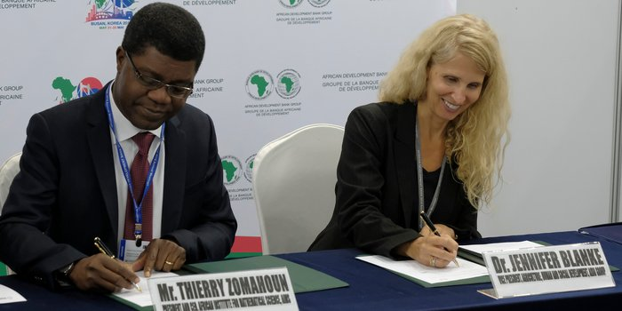 The African Development Bank and the African Institute for Mathematical Sciences to explore partnerships for scaling up investments in Science, Technology, Engineering and Mathematics