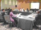 Consultation Meeting on Capacity Development Initiatives