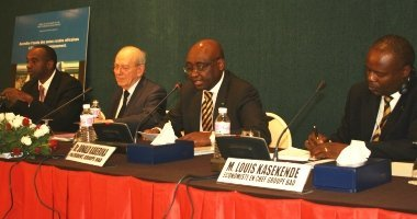 Camdessus at AfDB, Speaks on Rural Water Supply