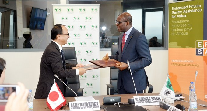 Epsa 7th Loan From Afdb And Japan To Support The Private Sector In