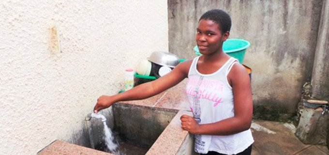 Zimbabwe Water and Sanitation Project : Relief for Chitungwiza Residents