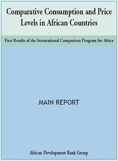 First Results of the International Comparison Program for Africa