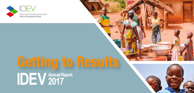 Assessing development effectiveness: 2017 Annual Report highlights IDEV's contribution to the Bank's delivery on the High 5s