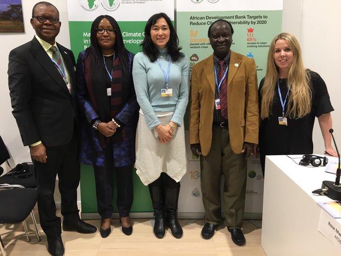 Lutter contre le changement climatique en Afrique: Gérer les risques liés aux émissions de CO2 et relever les ambitions des pays