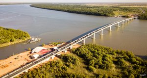Major bridge linking Gambia to Senegal ushers in new era of connectivity