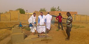 Mauritania: On track to beating drinking water shortages