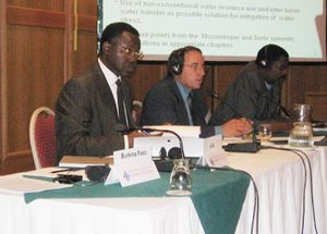 Africa's participation to the 4th World Water Forum, Mexico 2006
