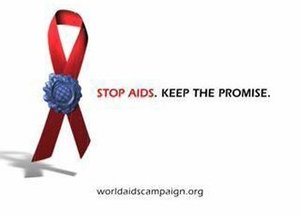 The AfDB Marks 2005 World AIDS Day