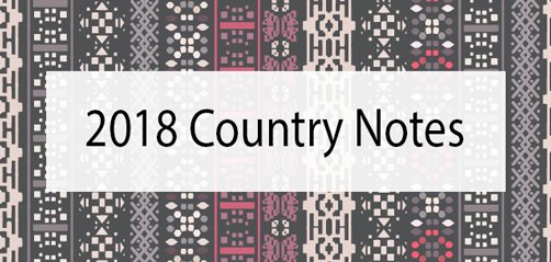 2018 country notes