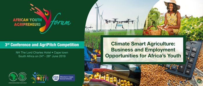Invitation to the African Youth Agripreneur Forum (AYAF) - 3rd