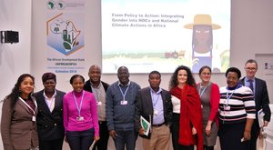 COP24: From Policy to Action: Integrating Gender into National Climate Actions in Africa