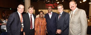 """The status quo must change."" - Adesina tells FinDev Canada conference in Montreal"