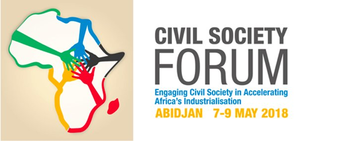 The African Development Bank organizes 2018 Civil Society Forum