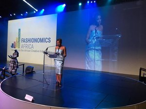 At Africa Investment Forum 2018, Fashionomics Africa cocktail event wows crowd with creative artistry, investment opportunities