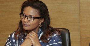 Guest of the Day: Hassatou Diop N'Sele, Acting Vice-President, Finance, and Treasurer, African Development Bank Group