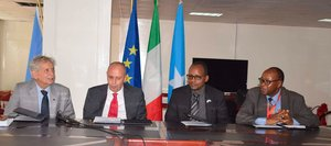 Somalia: African Development Bank Multi-Partner Infrastructure Fund to receive €1 million from Italy
