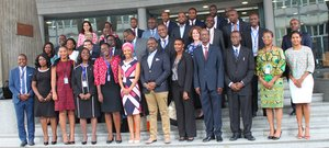 ALSF hosts conference on arbitration in Africa and launch of African Arbitration Association
