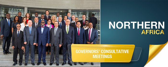 "African Development Bank at the centre of ""a great Africa moment"": North African Governors"