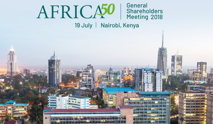 Africa50 to Announce New Shareholders and Investment Updates at General Meeting in Nairobi on 19 July