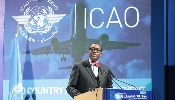 Africa must implement 1999 Yamoussoukro agreement for open skies, says AfDB President