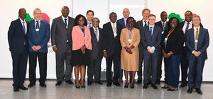 African Legal Support Facility Governing Council and Management Board meets in Busan
