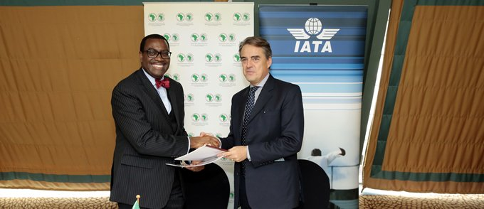 IATA, African Development Bank sign MoU to advance Africa's aviation