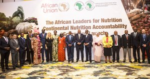 African Union Commission and African Development Bank launch scorecard to track nutrition progress