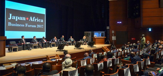 Japan-Africa Business Forum