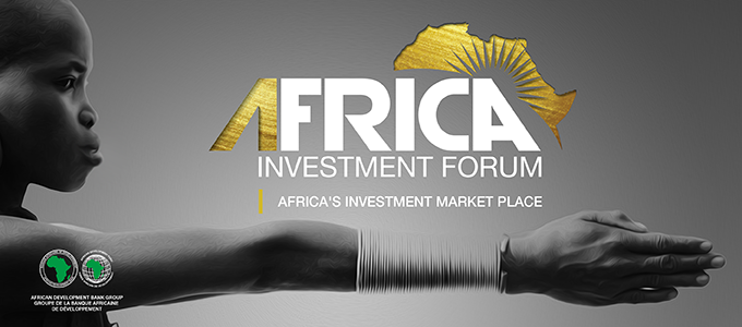 All set for Africa's first investment marketplace − the Africa Investment Forum, an initiative of the African Development Bank