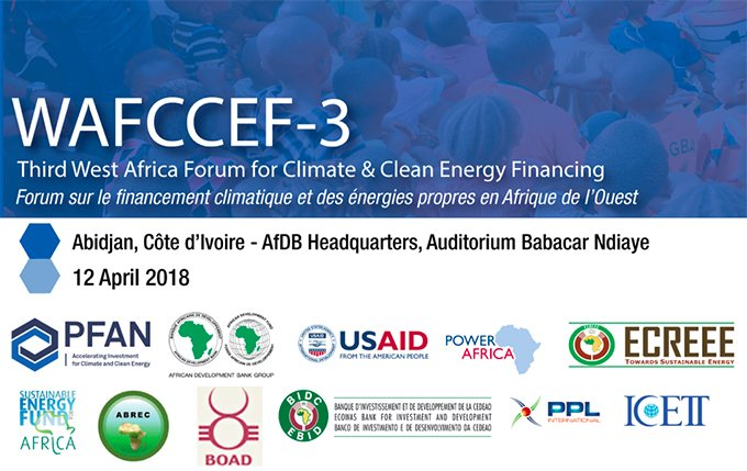 Third West African Forum for Climate and Clean Energy Financing