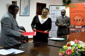 Agreement-Mozambique