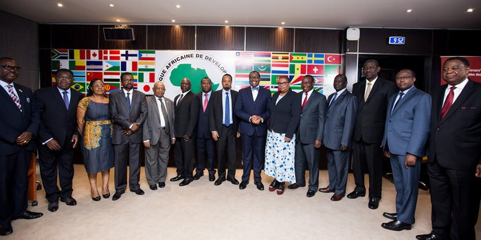 "East African Governors hail ""highly transformative"" African Development Bank's projects"