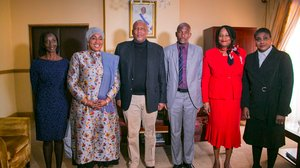 Lesotho's King Letsie III reaffirms African Leaders for Nutrition Champion role