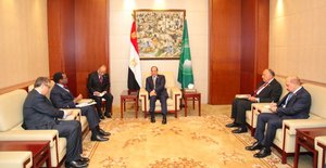 African Development Bank in dialogue with Egyptian Government