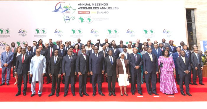 """To integrate Africa, bring down the walls,"" Adesina urges at 2019 African Development Bank Annual Meetings Open in Malabo"