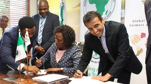 African Development Bank's Trade Finance Operation signs US $100-million soft commodity finance facility agreement with the Export Trading Group