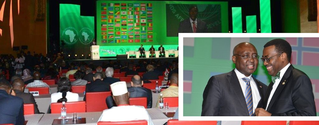 Curtain falls on #AfDBAM2015