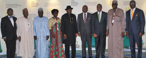 """Africa Must Capture Its Own Market,'' AfDB President tells 19th Nigerian Economic Summit"